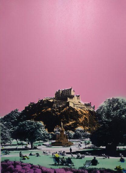 soft pink A2 sky
