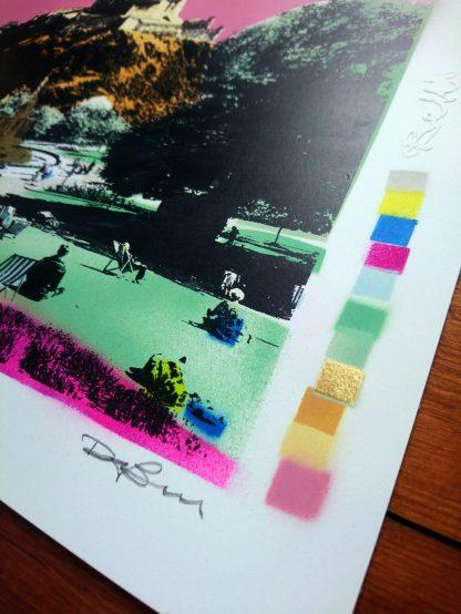 signature and colour register