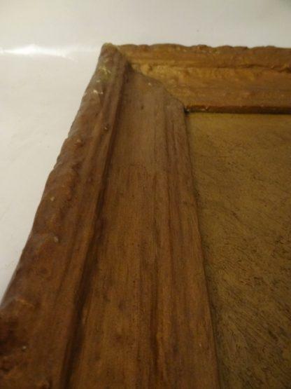 line detail of frame